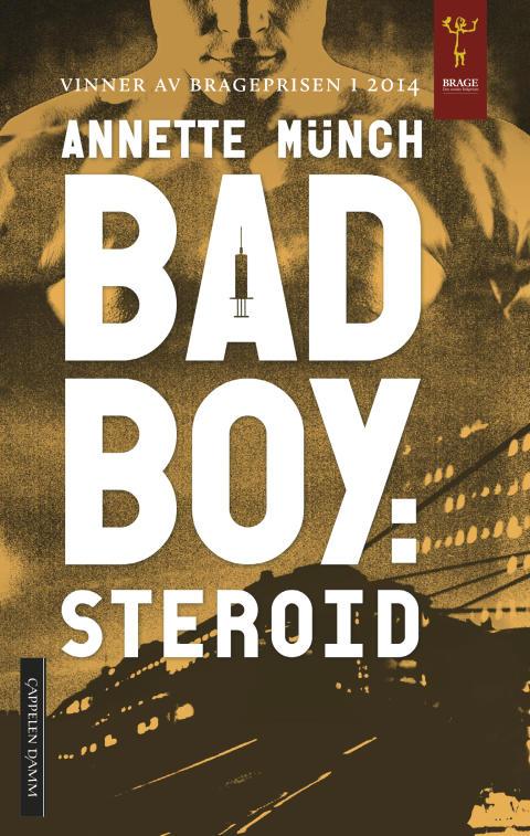 Omslag_Badboy: Steroid