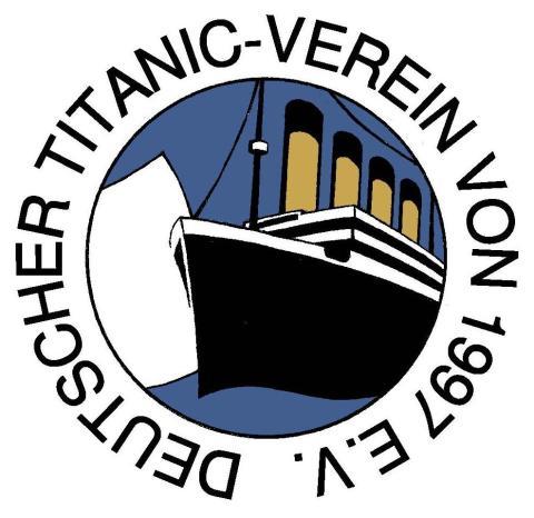 Logo Deutscher Titanic Verein von 1997 e.V.
