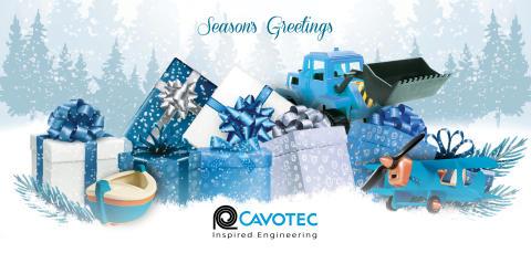 Season's Greetings from Cavotec