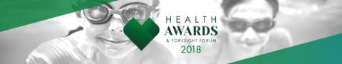 Health Awards & Foresight Forum 2018 -livelähetys