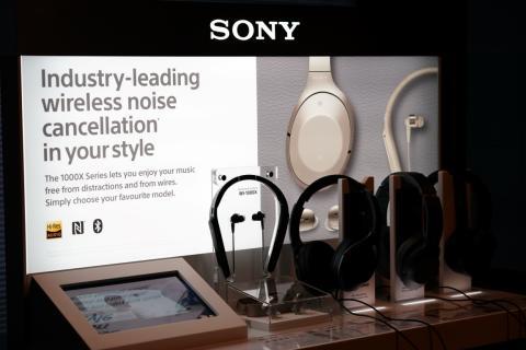 Sony a prezentat la Viena cele mai noi produse din gama TV, audio și foto