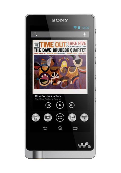NWZ-ZX1 Walkman