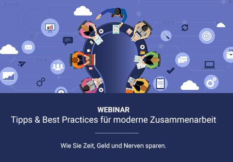 Tipps & Best Practices für moderne Zusammenarbeit