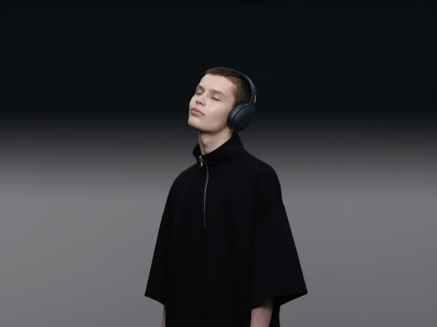 Vneste do svého života barvy a bohatý zvuk s novými sluchátky h.ear od Sony společně s Walkmanem® podporujícím streamování