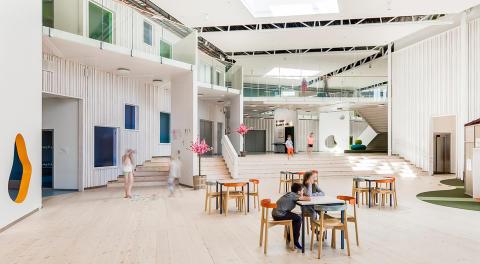 LINK arkitektur i upprop för världens bästa skolbygge