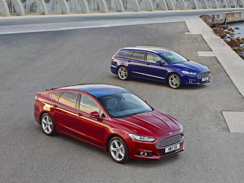 Nye Ford Mondeo med svært konkurransedyktige priser