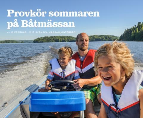 Pressinbjudan till Båtmässan 2017