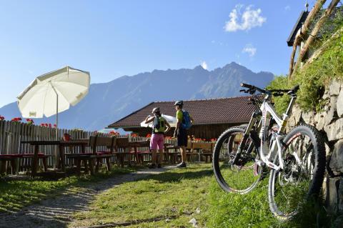DolceVita E-Bike Tour im Oberen Vinschgau