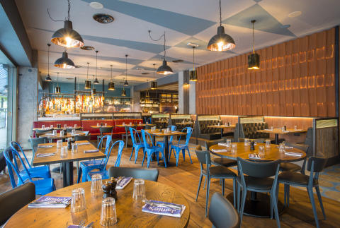 Scandic Anglais opens the Nordic region's first Jamie's Italian