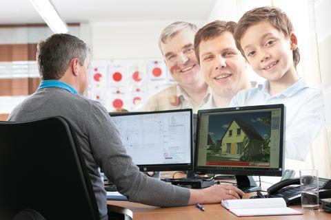 Gemeinsam gründen - Familienunternehmen im Franchise