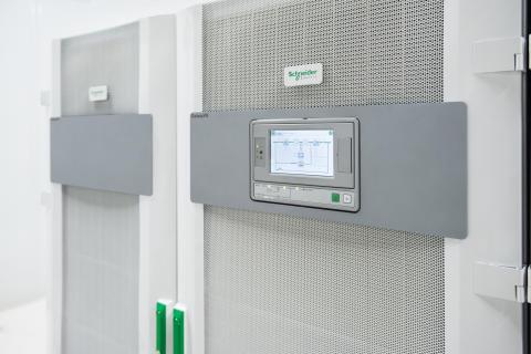 Ny UPS med ECOnversion-teknologi og Li-ionbatterier
