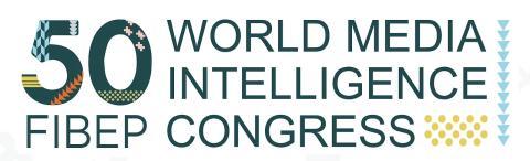 Ubermetrics at  FIBEP World Media Intelligence Congress 2018 in Copenhagen