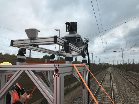 STRABAG, Mobile Mapping S13, Troisdorf