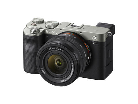 Sony представя нов фотоапарат Alpha 7C и вариообектив 28-60mm, с които заедно получавате най-малката и най-леката   пълноформатна система в света