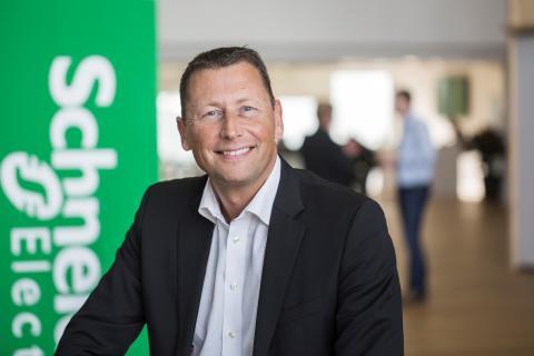 Dansker får ansvaret for Schneider Electric i Nordeuropa