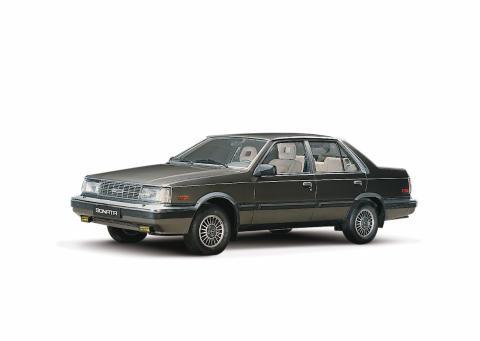 Første generasjons Hyundai Sonata (1985)