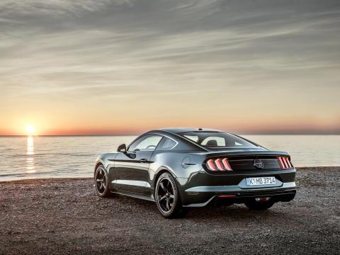 Mustang verdens mest solgte sportsbil for fjerde året på rad