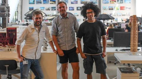 IT-elev skaber værdi i BIG – Bjarke Ingels Group