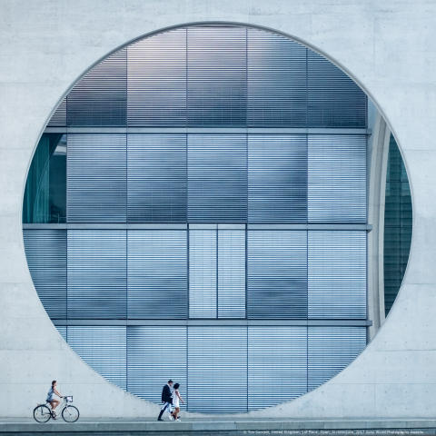 Tim Cornbill. Concrete Circle