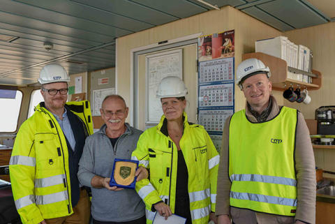 Containerships chooses CMP in Malmö for new route