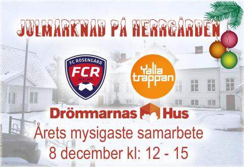 Julmarknad på Herrgården 2019