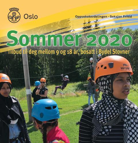 Aktiviteter for barn og unge sommeren 2020