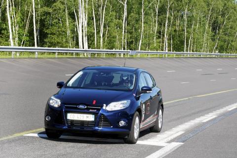 Fords nye 1-liters EcoBoost-motor setter fartsrekorder