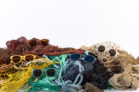 Blue leads 2.5 m euro investment round in world's first premium sunglasses  made from 100-percent recycled materials