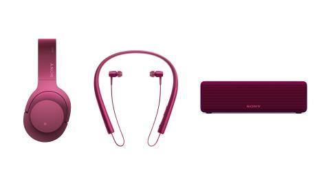 Nowe gama słuchawek Sony h.ear: drzwi do świata fantastycznego dźwięku o wysokiej rozdzielczości