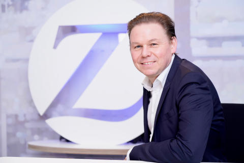 Dr. Torsten Utecht, Finanzvorstand Zurich Gruppe Deutschland