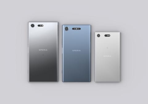 Kraften fra Sony i to nye banebrytende smarttelefoner med 3D-skanning - Xperia™ XZ1 og Xperia™ XZ1 Compact