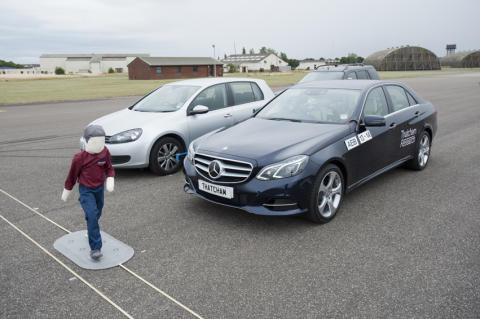 Future Proofing Vehicle Safety Technology to Focus on Vulnerable Road Users