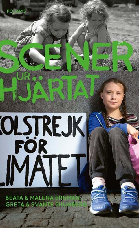 Cappelen Damm utgir boken om Greta Thunbergs historie høsten 2019