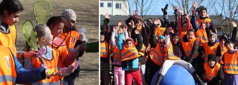 Närmare 400 skolor i Sverige har nu Trivselledare!