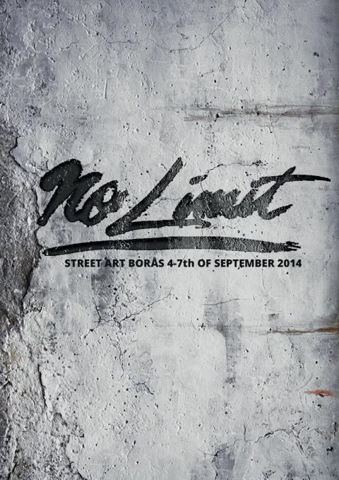 Dokumentation No Limit Street Art Borås