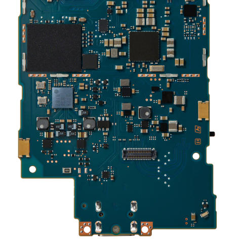 NW-A100_CircuitBoard_AudioPart_Zoom-Large
