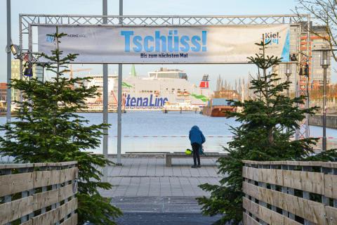 Kiel-Marketing zieht positive Bilanz beim Stadtwerke Eisfestival
