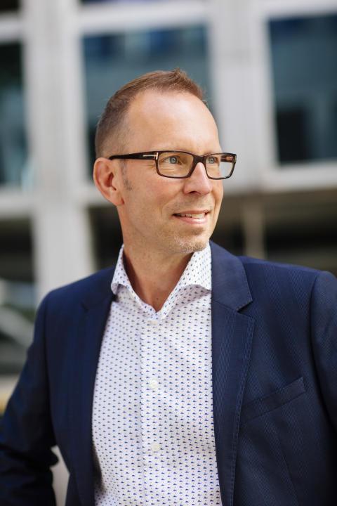 Erik Wikander ny vice VD på Svensk Fastighetsförmedling