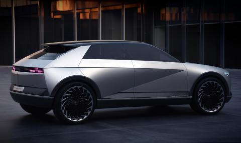 Hyundai hinter om en ny elbilæra med IONIQ 5-teaser