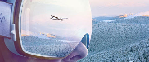 SAS launches direct flight from London to the ski slopes of Norway and Sweden