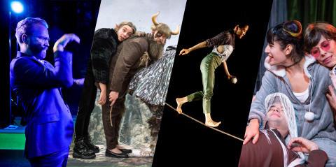 Vårens föreställningar på turné i Västra Götaland