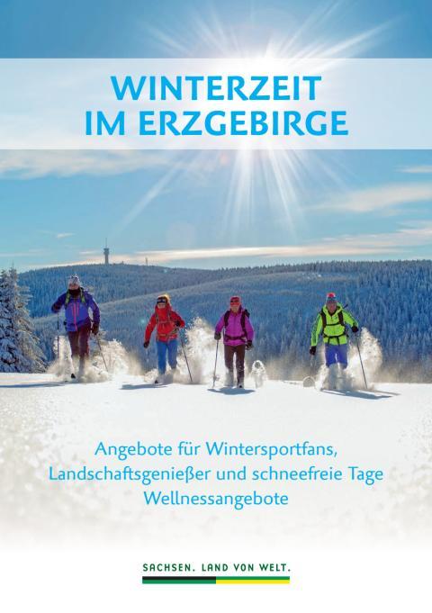 Angebotsbroschüre WINTERZEIT 2018/ 2019