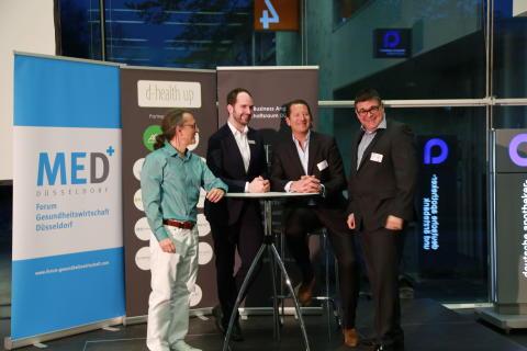 Wettbewerb um innovative Lösungen für den Gesundheitsmarkt gestartet