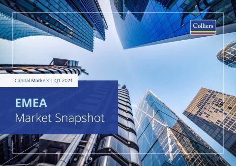 EMEA Capital Markets Snapshot Q1 2021