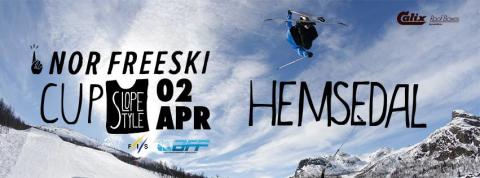 Freeski-sirkuset inntar Hemsedal, lørdag 2. april