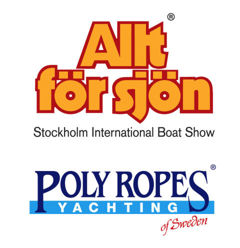 Bild med länk till Evenemangssida PolyRopes på Båtmässan Allt för Sjön 5 - 13 mars