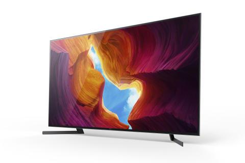 Les téléviseurs phares Sony LED Full Array 4K HDR de la série XH95 arrivent en magasin