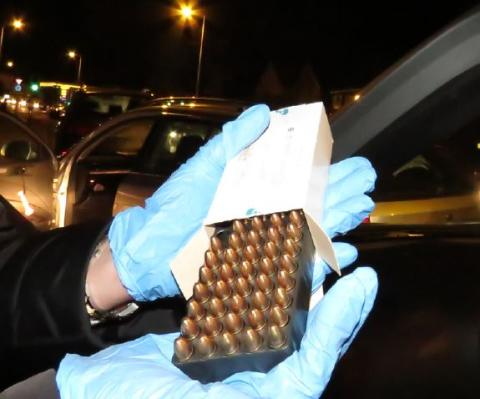 Bullets found in box - Pusey sentencing