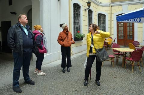 Stadtführung mit Genuss: Stadtgeschichte und Kulinarisches während der Leipzig Food Tour