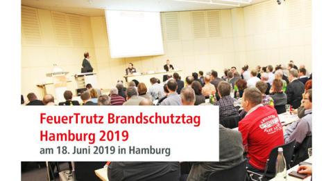 FeuerTrutz Brandschutztag Hamburg 2019